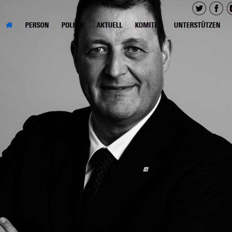 Marcel Fringer in den Nationalrat